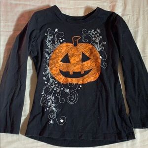 TCP Pumpkin Long Sleeve Tee